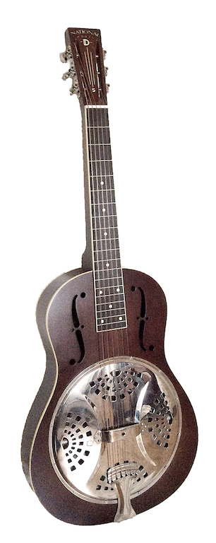 Square Neck Resonator Guitar 'Model D' | National (USA)